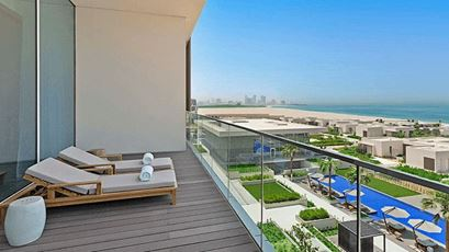 Kohinoor Suites with Private Terrace, The Oberoi Beach Resort Al Zorah
