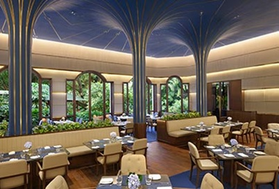 Lapis All Day Fine Dining Restaurant at The Oberoi Bengaluru
