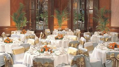 The Orchid Room Banquet Hall