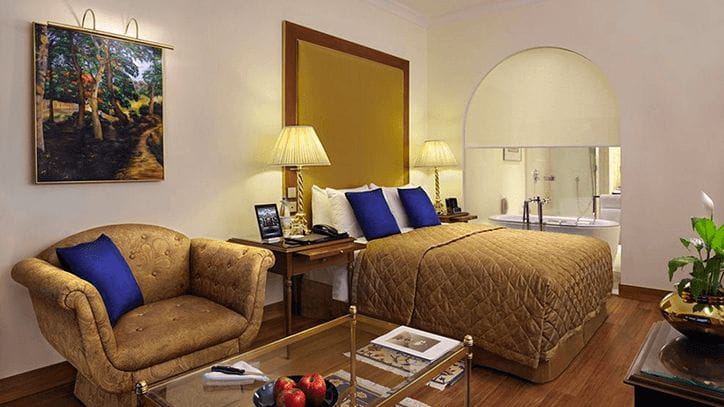 Deluxe Rooms at The Oberoi Bengaluru