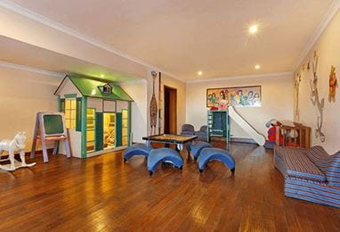 Children's Activity Centre at The Oberoi Cecil Shimla