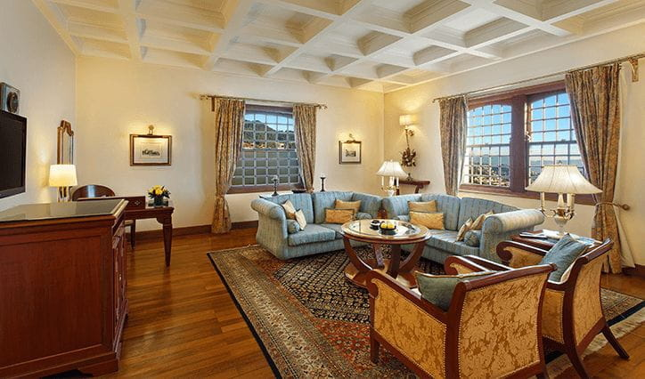 Extended Stay Rate Offer at The Oberoi Cecil Shimla