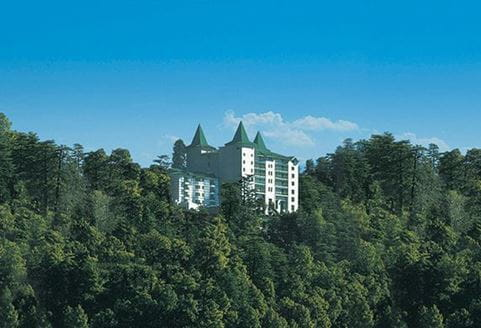 Himalayan Vacations Offer in 5 Star Hotel The Oberoi Cecil Shimla