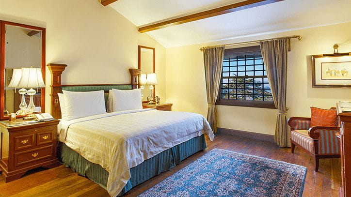Deluxe Room at The Oberoi Cecil Shimla