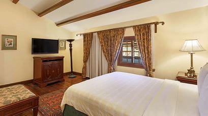 Deluxe Suite at The Oberoi Cecil Shimla