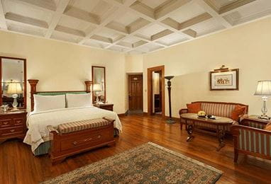 Luxury Room at The Oberoi Cecil Shimla
