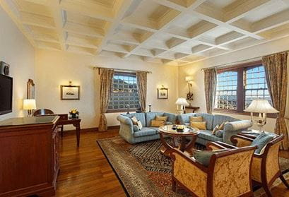 Luxury Suite at The Oberoi Cecil Shimla