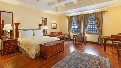 Premier Valley View Room at The Oberoi Cecil Shimla