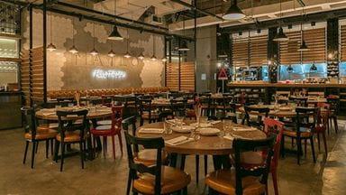 MATTO Italian Cuisine Restaurant in Dubai | The Oberoi, Dubai