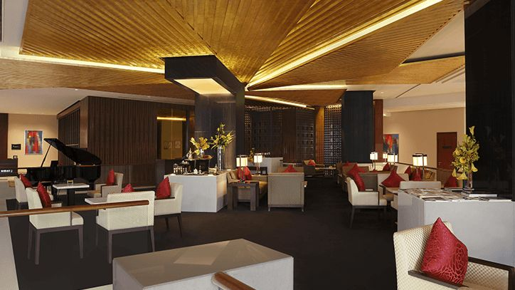 The Lobby Lounge at The Oberoi Dubai