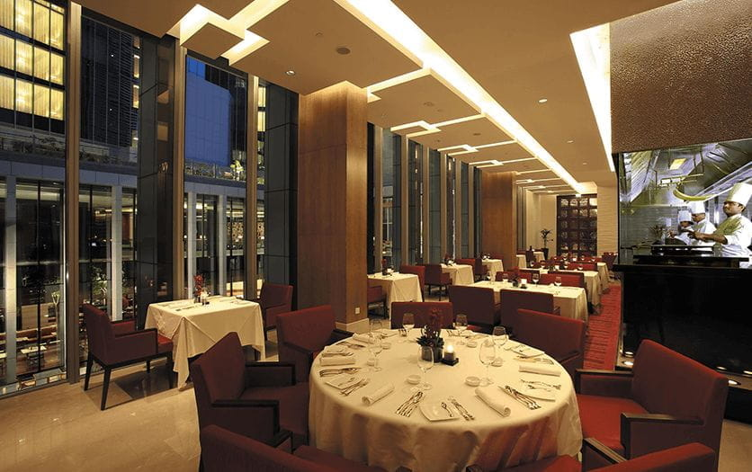 Ananta Restaurant at The Oberoi Dubai