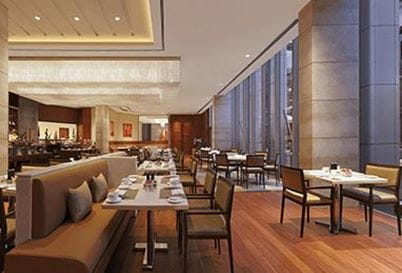 Nine7One Restaurant at The Oberoi Dubai
