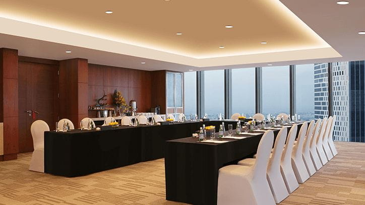 Executive Board Room, The Oberoi Dubai