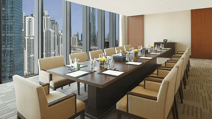 Meeting room, The Oberoi Dubai