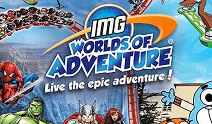 IMG Worlds of Adventure Experience, The Oberoi Dubai