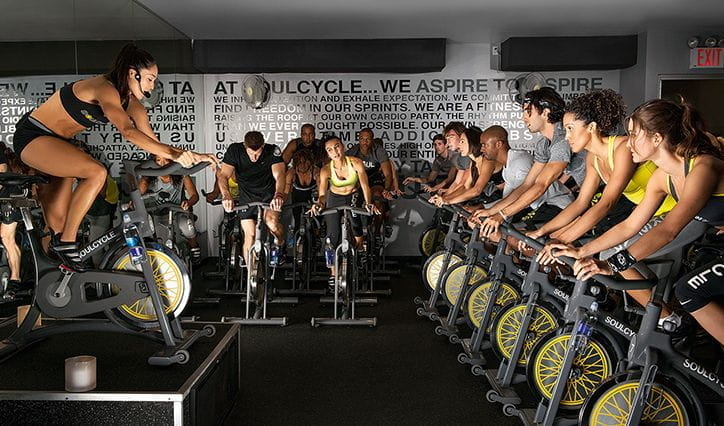 Sensory Cycling Experience, The Oberoi Dubai