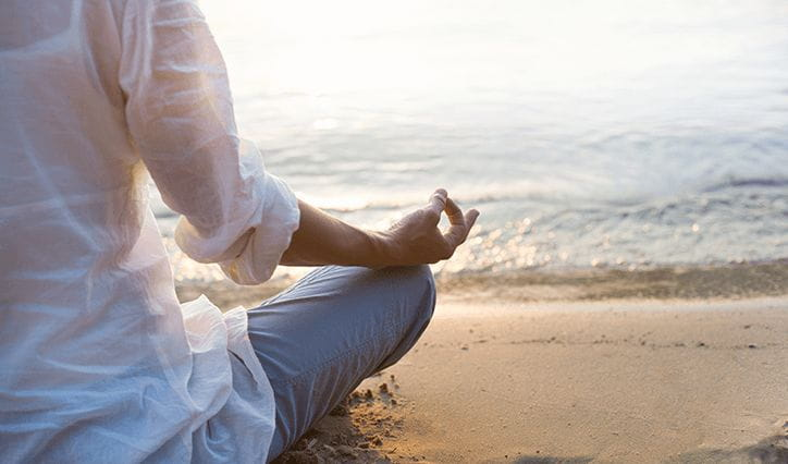 Stretch out the Stress Experience, The Oberoi Dubai