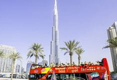 Big Bus City Tour Experience, The Oberoi Dubai