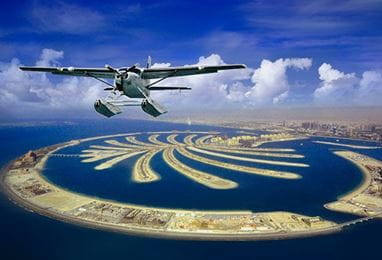 Seaplane Aerial Excursion Experience in Dubai