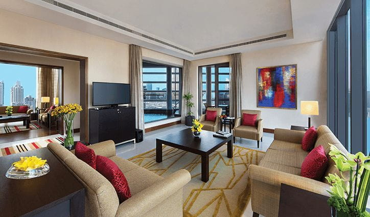 Suite Experience in Dubai