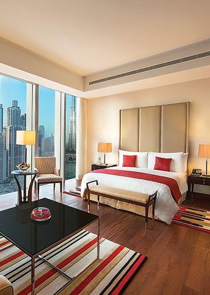 5 Star Hotel Rooms Luxury Suites In Dubai The Oberoi Dubai