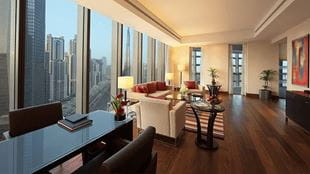 Luxury Suites with Private Balcony at Luxury 5 Star Hotel, The Oberoi Dubai