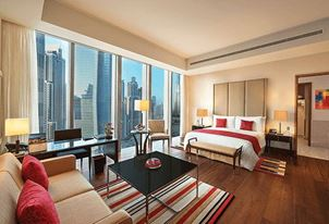Premier Rooms at 5 Star Hotel The Oberoi Dubai