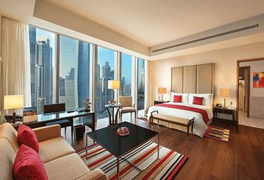 Premier Rooms, The Oberoi Dubai