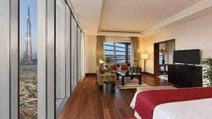 Presidential Suites at Luxury 5 Star Hotel, The Oberoi Dubai