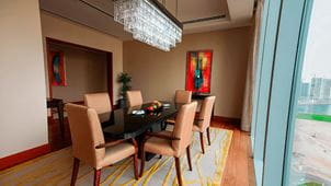 Presidential Suites at 5 Star Hotel, The Oberoi Dubai