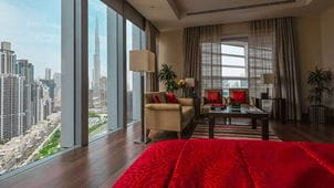 Presidential Suites at Best 5 Star Hotel, The Oberoi Dubai