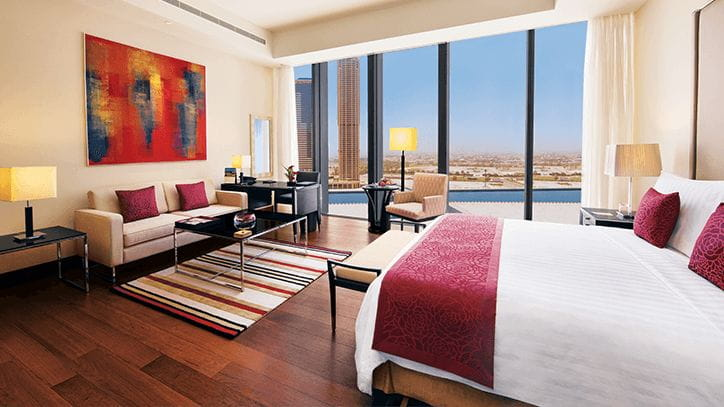 Three Bedroom Family Suites, The Oberoi Dubai