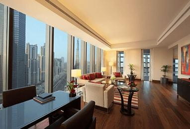 Two Bedroom Family Suites, The Oberoi Dubai