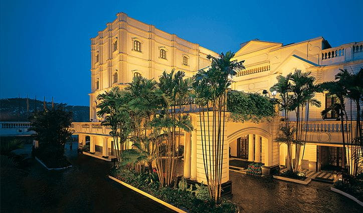 Contact Us, The Oberoi Grand Kolkata