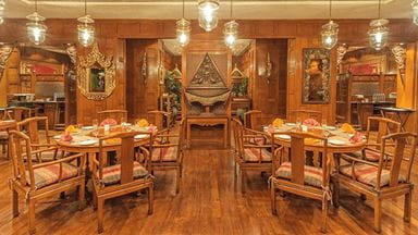 Baan Thai Restaurant Best 5 Star Restaurant In Kolkata