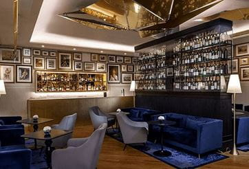 The Bar at The Oberoi Grand Kolkata