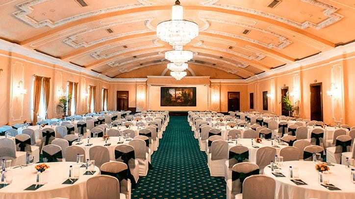 Grand Ballroom - TOGk Banquet Hall