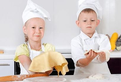 Junior Chef Experience at The Oberoi Grand Kolkata