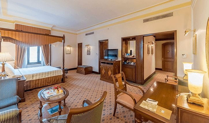 Suite Experiences at The Oberoi Grand Kolkata