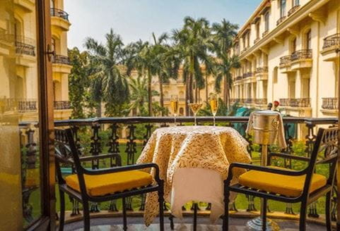 Weekend Escapes Offer at The Oberoi Grand Kolkata
