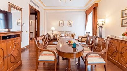 Classic Suite, The Oberoi Grand Kolkata