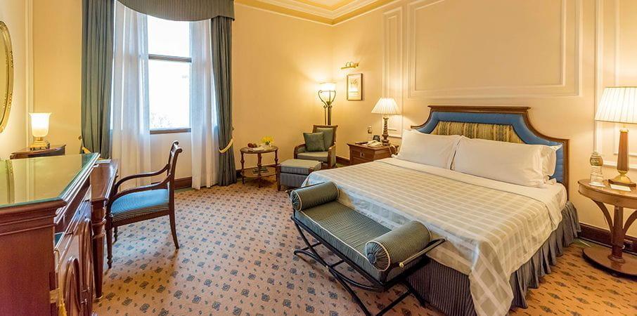 5 Star Hotels in Kolkata | The Oberoi Grand Kolkata