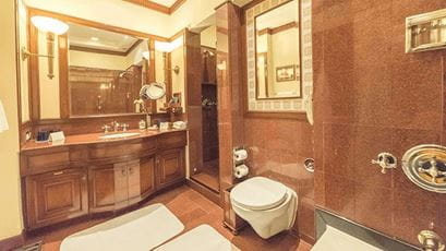 Luxury suite, The Oberoi Grand Kolkata