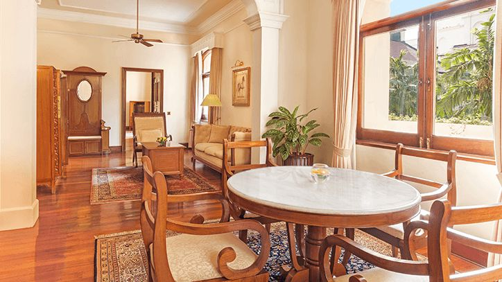 The Oberoi Grand - The Presidential Suite
