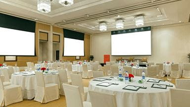 Ballroom Luxury Hotel Events Room at The Oberoi Gurgaon