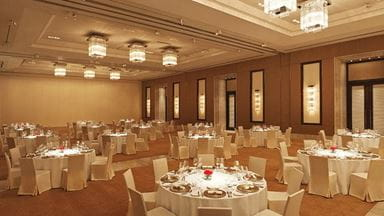 Grand Ballroom Luxury Events Room at The Oberoi Gurgaon