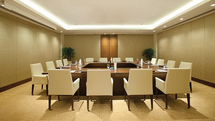 Business Centre 16 Seater Meeting Room at The Oberoi Gurgaon