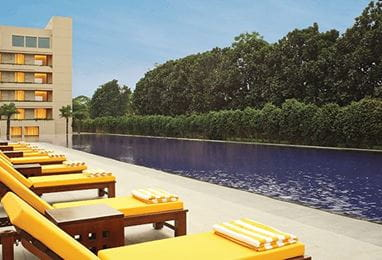 Weekend Offer at The Oberoi Gurgaon