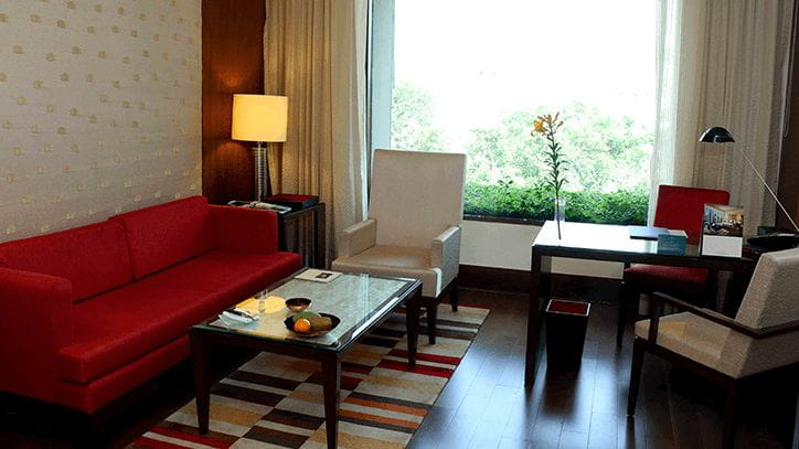 Luxury Room at The Oberoi Gurgaon