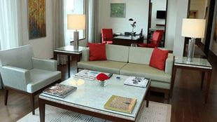 Luxury Suite at The Oberoi Gurgaon